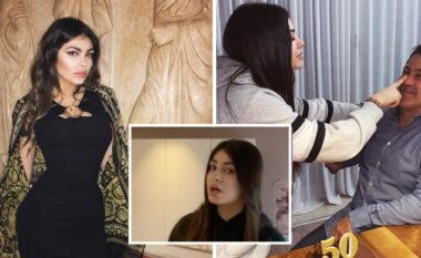 Vajza e Niko Peleshit shkon në kishë pas votimit, ka një lutje për shqiptarët