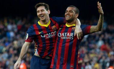"""""""Më quajtën të çmendur, por e dëshmova se bëra mirë"""", Dani Alves rrëfen se si u detyrua të largohej nga Barcelona"""