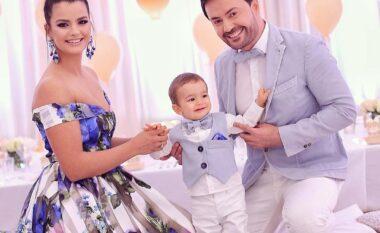 Vjen në jetë bebushi, Sinan Hoxha dhe Andrra Destani bëhen prindër për herë të dytë