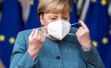 Merkel do të kërkojë zgjatjen e masave kundër pandemisë
