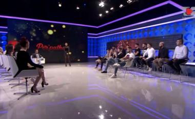 """""""Po u jep djemve drogë, duhet të arrestohesh"""", Arjani me akuza të rënda ndaj konkurrentit të Përputhen (VIDEO)"""