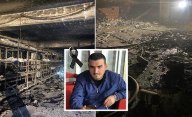50 orë luftë me flakët,  si e gjetën zjarrfikëset trupin e Arjan Salës