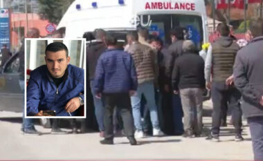 """Lot dhe dhimbje, familjarët marrin trupin e Arjan Salës pas 4 ditësh """"ferr"""""""