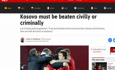 """""""AS"""" publikon edhe një tjetër lajm skandal para ndeshjes me Kosovën (FOTO LAJM)"""