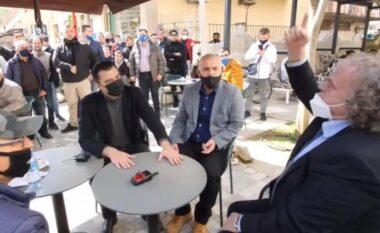 """Bujar Asqeriu takon Bashën, flet për dy """"plagët"""" që ka në zemër nga qeveria (VIDEO)"""