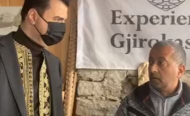 Me jelek patriotik, Basha iu zotohet gjirokastritëve: Do ketë turizëm gjatë gjithë vitit