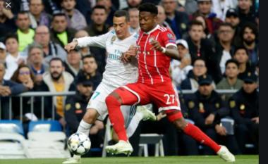 """Shkëmbimi i """"çmendur"""" mes Realit dhe Bayern (FOTO LAJM)"""