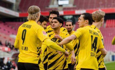 Haaland i jep një pikë Dortmundit në ndeshjen përballë Koln (VIDEO)