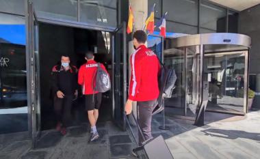 Kombëtarja largohet nga Barcelona, mbërrin në Andorra