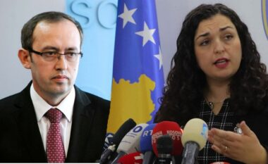Hoti publikisht kundër Vjosa Osmanit: Nuk është për presidente