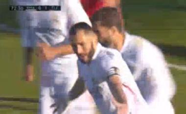 Reali është aty, barazon rezultatin ndaj Elches (VIDEO