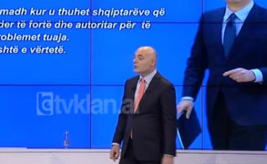Fevziu bën deklaratën e fortë: Kam në dorë bisedën e Berishës, Ramës e Hajdarit