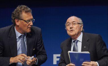 FIFA jep një tjetër dënim për ish drejtuesit, Blatter dhe Valcke