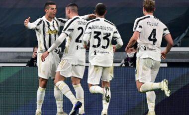 Formacionet zyrtare, Cagliari-Juventus