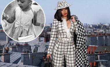 Shifër e çmendur, Cardi B i blen të bijës 2-vjeçare çantën luksoze