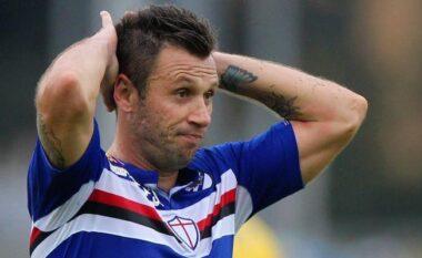 Cassano tregon emrat: Ndjek vetëm 4 skuadra! Në Serinë A më pëlqejnë vetëm 2 lojtarë