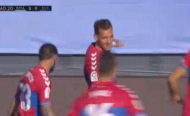Befasohet Reali, Elche zhbllokon rezultatin (VIDEO)