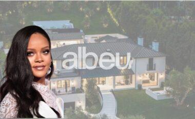 """""""Luks i gjallë"""", Rihanna blen rezidencën miliona dollarëshe në Beverly Hills (FOTO LAJM)"""