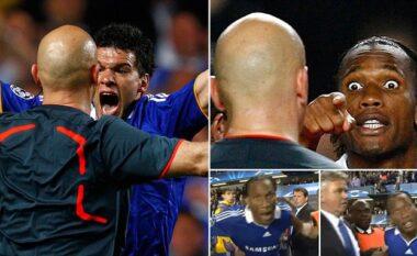 """""""Tavolina të thyera dhe shishe të hedhura"""", Obi Mikel kujton Chelsea-Barça në 2009 (VIDEO)"""