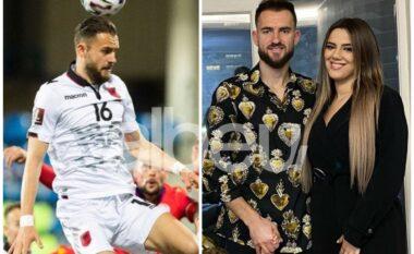 Romantik si Cikalleshi, futbollisti gdhendi në trup tatuazhin më të bukur dedikuar bashkëshortes
