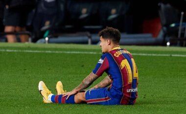 Coutinho operohet sërish, Barcelona shpëton 20 milion euro