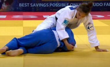Nora Gjakova prek finalen, tashmë lufton për medalje të artë