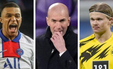 Mbappe apo Haaland? Kjo është përgjigja e Zidane