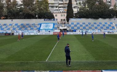 """KUPA/ Nuk mjafton dëshira e """"bluve"""", Skëndërbeu mposht lehtësisht Dinamon  (VIDEO)"""