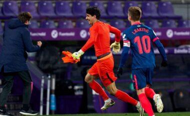 """Goli në """"frymën e fundit"""", portieri i Sevillas: Nuk dija si të festoja (VIDEO)"""