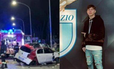 Klubi i Lazios në zi, humb jetën në një aksident rrugor futbollisti 19 vjeçar
