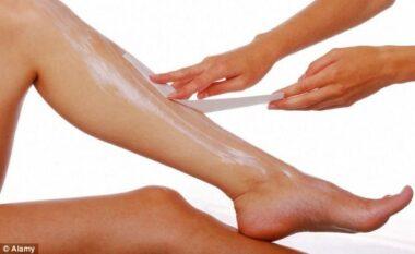 Nëse s'doni të vuani gjatë depilimit me dyll, ndiqni këto truke!