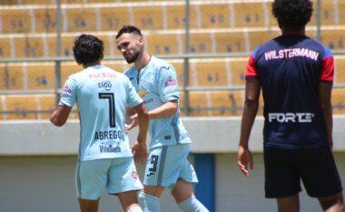 Armando Sadiku në histori, shqiptari i parë që luan në Copa Libertadores