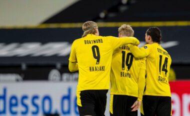 Borussia Dortmund rikthehet te fitorja, i afrohet zonës Champions (VIDEO)