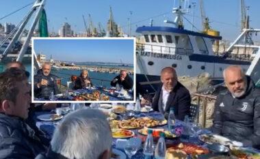 E kapi entuziazmi i fushatës, Rama ha peshkun e oligarkut në  Durrës