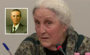 Luljeta Bozo pendohet për deklaratën për Enver Hoxhën: E dënoj me forcë