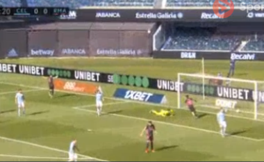 Real Madridi zhbllokon rezultatin ndaj Celta Vigos (VIDEO)
