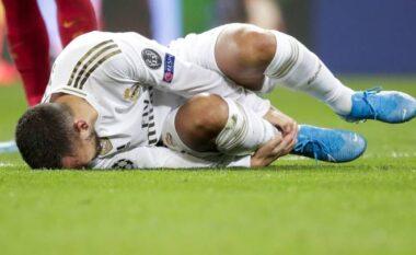 """Doktori belg këshillon Eden Hazard: Operohu, ose s'ka """"EURO 2020"""""""