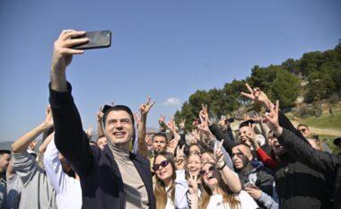 U ul në piknik me të rinjtë, Basha: Do kemi shkëmbime me universitetet europiane