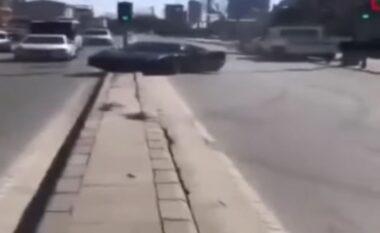 Ja çfarë ndodh kur Ferrari bie në duar të gabuara (VIDEO)
