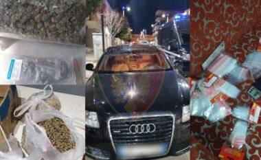 Kishte kthyer lokalin në teritor droge: Arrestohet 36 vjeçari, çfarë u sekuestrua