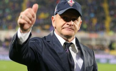 Dorëheqja e Prandellit, Fiorentina rikthen Giuseppe Iachinin