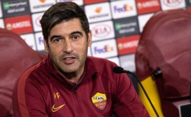 Roma shkarkon Fonsecan?