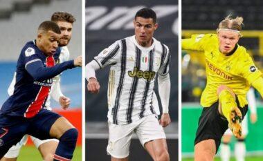 Sondazhi i Marca: Ronaldo, Haaland apo Mbappe? Ja kë duan tifozët (FOTO LAJM)