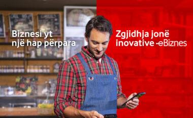 eBiznes, një app për shumë shërbime