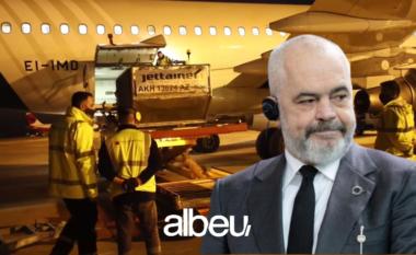 Rama jep lajmin e mirë: 11,700 doza të Pfizer mbërrijnë në Shqipëri!
