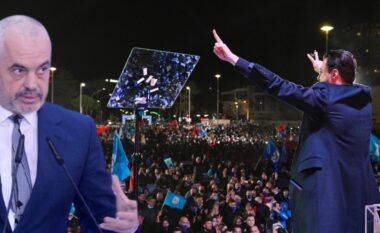"""Hapja e fushatës elektorale, Rama: Shpresoj që PD mos mbajë mitingun e mbylljes te """"Shefqet Ndroqi"""""""