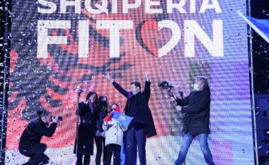 """""""Ishte një mbrëmje e mrekullueshme"""", Basha premton ndryshim për shqiptarët"""