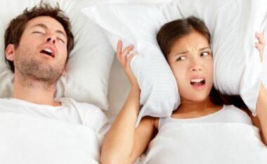Pija që parandalon gërrhitjen dhe ju ndihmon të bëni gjumin e qetë
