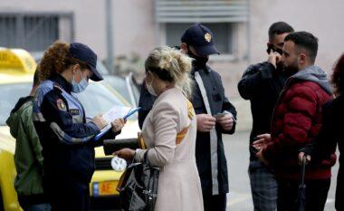 Policia nuk lëshon pe, ndëshkohen 790 persona për mosmbajtjen e maskës (VIDEO)