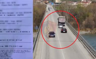 """Rrugorët u bëjnë """"zborin"""" shoferëve:  Gjobiten 1559 drejtues, 17 prej tyre tapë (VIDEO)"""